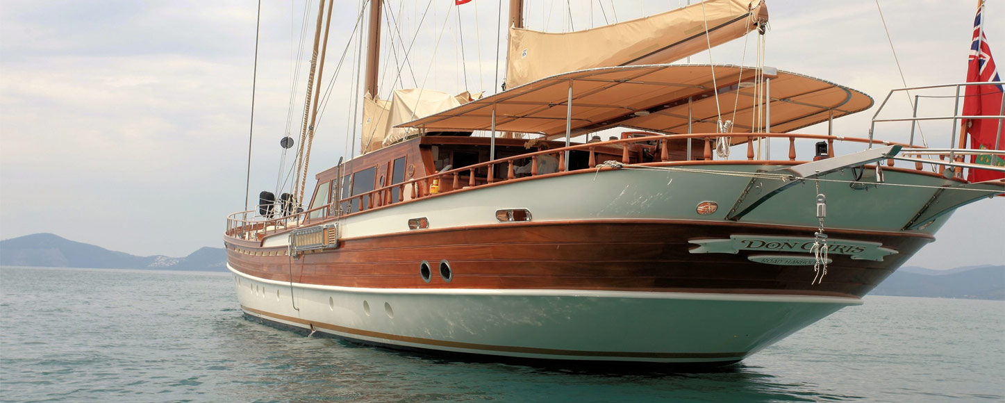 Luxury Gulet yacht Don Chris