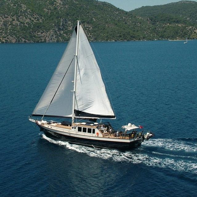 Sailing Yacht Charter Yacht Charter Fleet