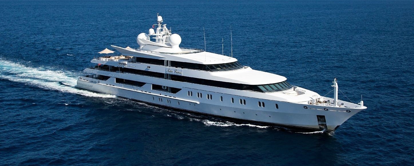 Luxury Motor yacht charter Indian Empress