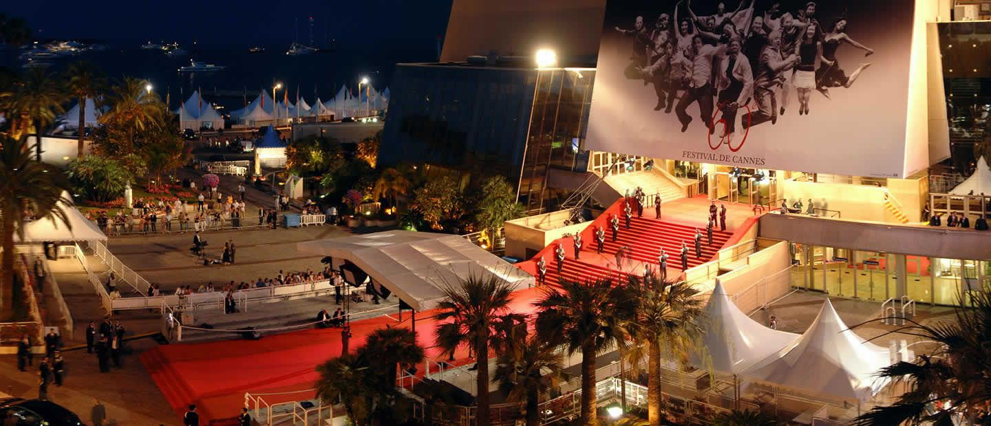 Cannes FIlm Festival Birds Eye
