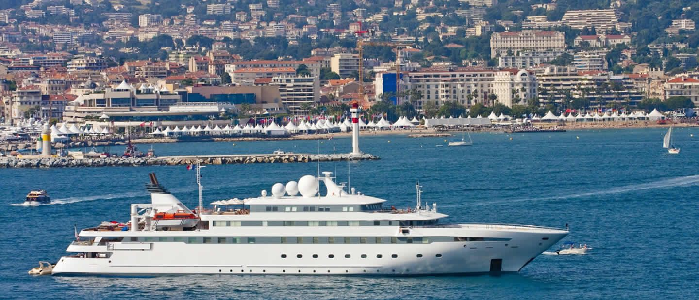 Cannes Film Festival Port