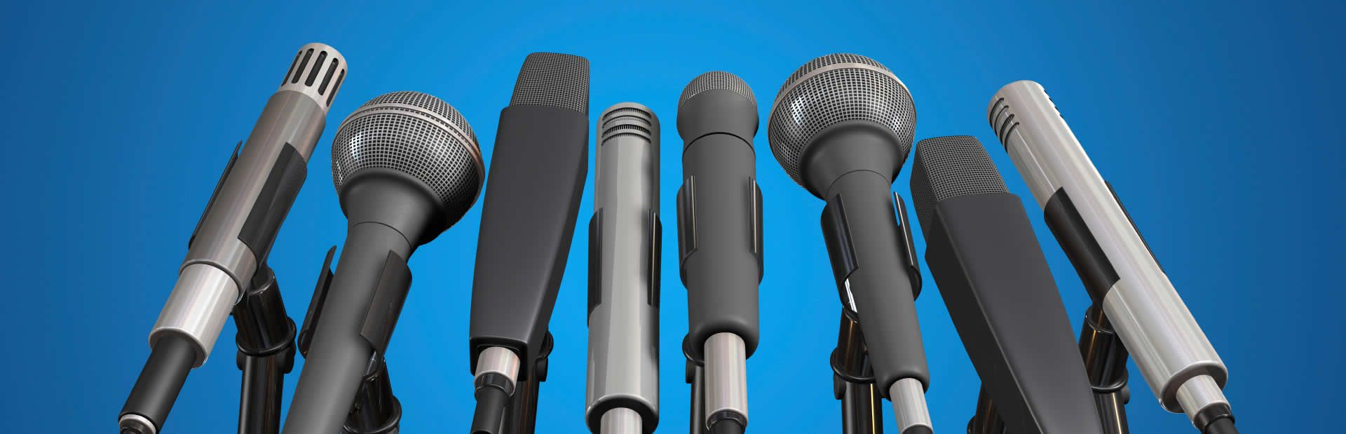 Press Microphones
