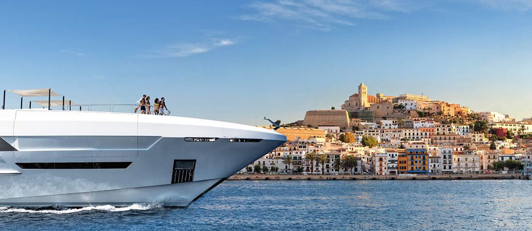 Ibiza Superyacht Destination