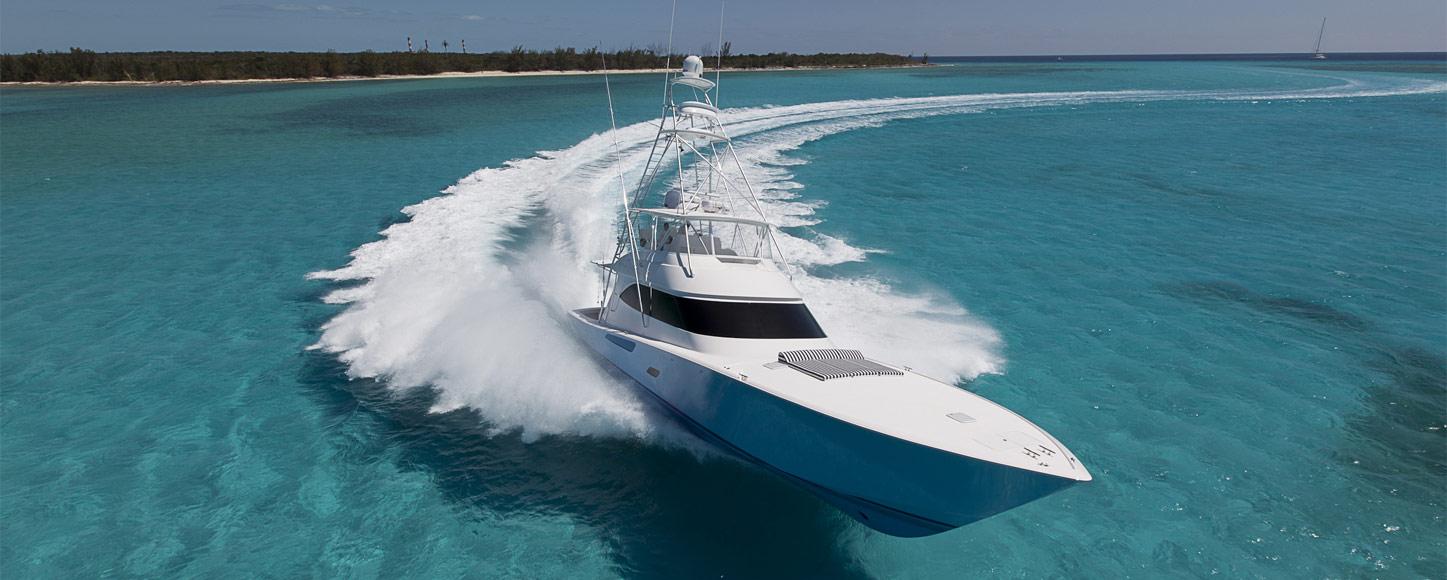 Sport Fishing Yacht Zeus